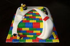 Lego Cake Ideas & Inspirations ~ Sweet Southern Blue