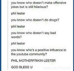 Um I have to correct that Phil played shelter and cursed like a sailor under the stress of protecting those little baby badgers Phan Is Real, Dan And Phill, Phil 3, Danisnotonfire And Amazingphil, Tyler Oakley, Phil Lester, Dan Howell, Markiplier, Best Youtubers
