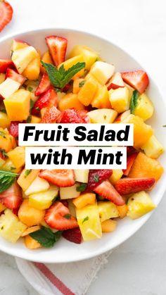 Good Healthy Recipes, Healthy Meal Prep, Healthy Breakfast Recipes, Healthy Snacks, Breakfast Fruit, Summer Healthy Meals, Simple Healthy Recipes, Healthy Breakfasts, Keto Meal