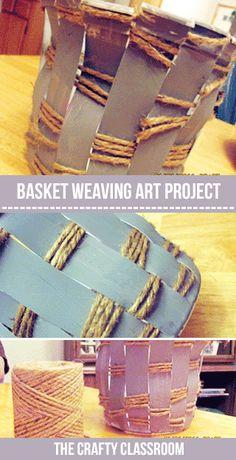 Native American Basket Weaving (USA)