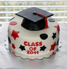 Cute grad cake!