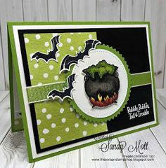 Stampin Up Halloween Card Ideas 2020 500+ Best Stampin Up   Halloween images in 2020 | up halloween