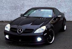 Mercedes SLK 350 #windscreen http://www.backblade.net/
