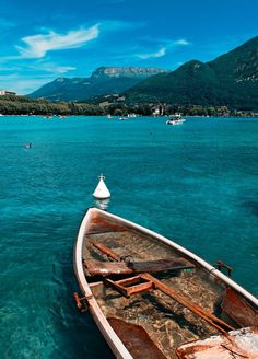 Annecy, french Alps