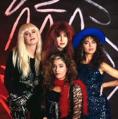 The Bangles 1988 Susanna Hoffs, The Bangles, Rock Music, My Music, Vicki Peterson, Michael Steele, Girl Bands, Rock Bands, Instagram