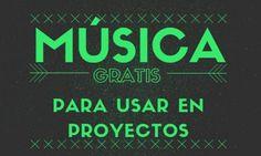 AYUDA PARA MAESTROS: 20 sitios web para conseguir música libre