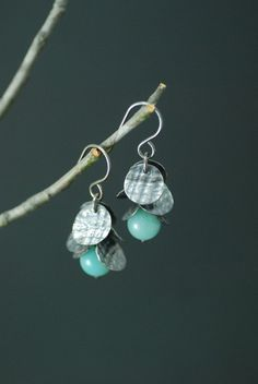 Flutter Amazonite by MaggieJs on Etsy, $85.00