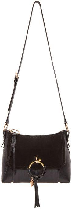 See by Chloé - Black Charm Bag
