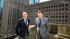 THR's 35 Most Powerful People in Media 2013: Matt Lauer and Willie Geist