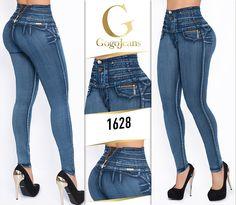 Gogo jeans Push Up Valencia REF-1628