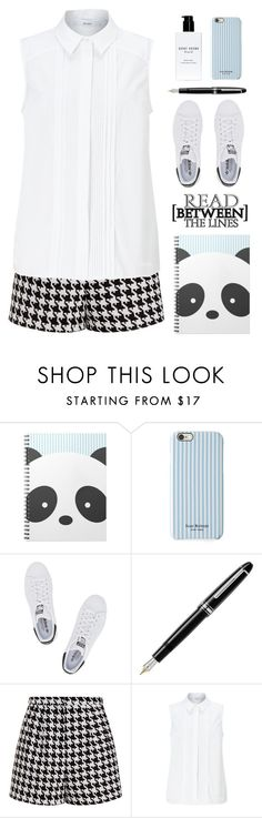 """""""Simple"""" by lover-of-pie ❤ liked on Polyvore featuring Isaac Mizrahi, adidas Originals, Fountain, Emma Cook, John Lewis and Bobbi Brown Cosmetics"""