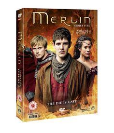 Merlin: Series 5 - Volume 2 [DVD] Fremantle Home Entertai…
