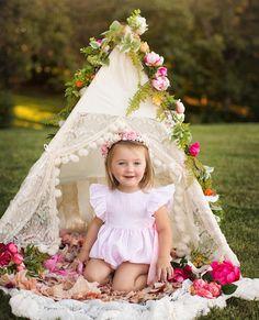 Pink Peony Rose Flower Garland, BOHO Wedding Garland, Wedding Flower Backdrop, Nursery Flower Decor,