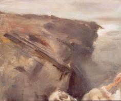 Rock of Port Issol, West Side, 1938 (279) | Edwin Dickinson, 1891–1978