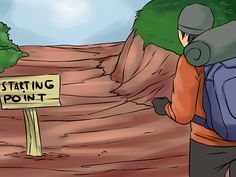 How to Hike the Pacific Crest Trail -- via wikiHow.com There is obviously a little more to it but this is a good start.