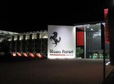 Esterno museo #Ferrari #Maranello #Modena #formula1 #museo #discover #ferraripavarottiland