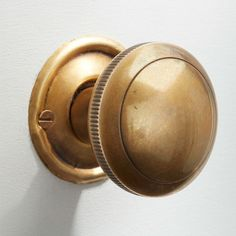 Milled Edge Mortice or Rim Door Knobs Antique Satin Brass: A pair of Milled Edge Door Knobs in diameter. The Milled Edge gives added grip so Door Knockers, Door Knobs, Door Handles, Entry Door Hardware, Entry Doors, Keyless Locks, Steel Rims, Victorian Cottage, Square Plates