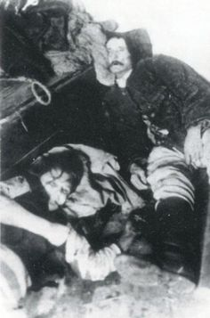 Volyn massacre. Poland forgotten already. Polish Ignacy Zamoyski and his daughter 15 years. January 22, 1944 their noose strangled in the village of Busche, Berezhansky district, Ternopil region.