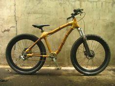 Eng Chan's Bamboo Bike.