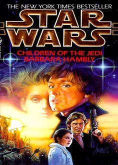 Star Wars - [Callista Trilogy 01] - Children of the Jed    http://www.bookchums.com/book/star-wars-callista-trilogy-01-children-of-the-jedi/9780553840087/NzIwNjY=.html