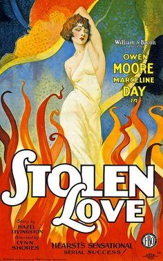 'Stolen Love'~ 1928 ...