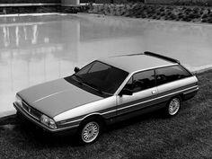 "Lancia Gamma Oligiata a 3 door ""shooting break"" version based on the Gamma Coupe designed by Pinifarina displayed at the 1982 Paris Motor Show Brian Johnson, Robert Johnson, The Smiths, Johnny Rotten, Joey Ramone, Lita Ford, Jethro Tull, Van Morrison, John Bonham"