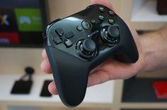 Andoid TV vendrá con un control parecido al de Xbox...