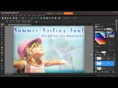 Using Text Presets in PaintShop Pro X9 - Corel Discovery Center