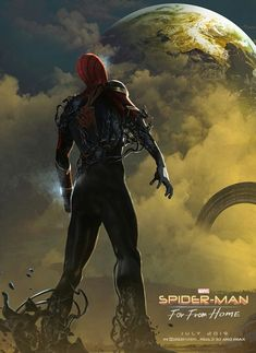Spider - Man : Far From Home