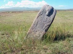"""""""Vishap"""" - a menhir from Armenia. II milenium B. Armenian Culture, Chur, Middle East, Mystic, Carving, Paganism, Iranian, Demons, Markers"""