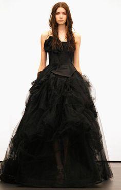 hemsandsleeves.com black wedding dresses (04) #cutedresses