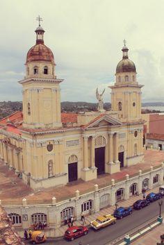 Cathedral Nuestra Senora de la Asuncion, Santiago de #Cuba
