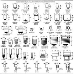Light bulb bases and sockets explained - How to measure and identify light bulb sockets and LED light bulb base types. Types Of Lighting, Stage Lighting, Lighting Design, Electrical Projects, Electrical Wiring, Electrical Installation, Light Bulb Bases, Lamp Bases, Led Lighting Solutions