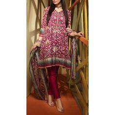 Purple Printed Cambric Dress Contact: (702) 751-3523  Email: info@pakrobe.com  Skype: PakRobe