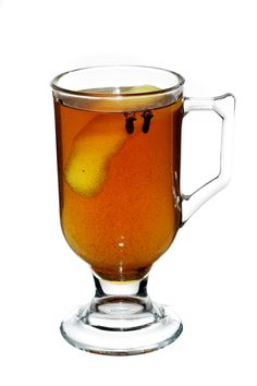 Spice Up Your Toddy with a Little Ginger: Hot Ginger Toddy