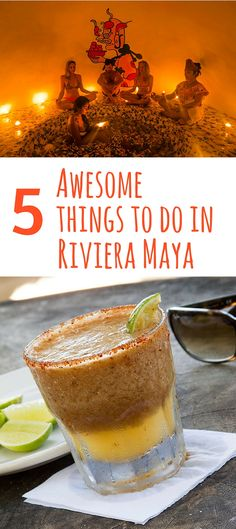 Need help deciding how to have the most fun in Mexico's Riviera Maya? Check out these 5 awesome things to do!