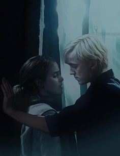 Okay one of the few times I can see this happening over Ron and hermione...