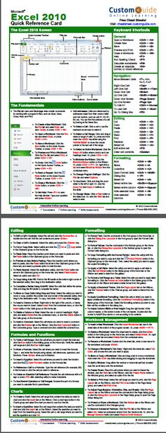 Excel Tips Cheat Sheets Skin Care Printing Model Architecture Computer Help, Computer Programming, Computer Tips, Computer Science, Microsoft Excel, Microsoft Office, Cheat Sheets, Excel Cheat Sheet, Excel Tips