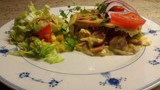 30 middager under 70 kr for fam på 4 Chop Suey, Wok, Tacos, Eggs, Ethnic Recipes, Egg, Egg As Food
