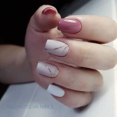 ??????? | Nails (easy spring projects)