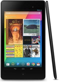 The 'New' Nexus 7 tablet. The first to feature Android 4.3 OS.