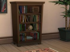 mannequin93's Sophisticated Bookcase