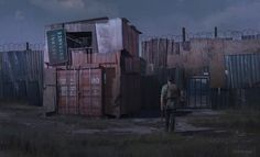 The Apocalyptic Art Of The Last Of Us