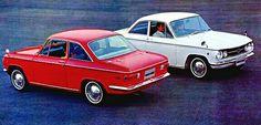 Mazda Familia 1000 Coupe