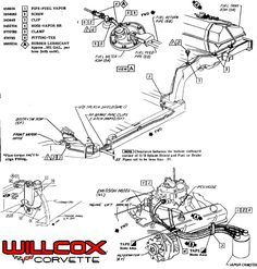 L82 Corvette Engine Diagram