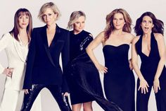 The ladies of SNL reunite for the show's anniversary. Girls Run The World, The Blues Brothers, Amy Poehler, Glamour Magazine, Tina Fey, Saturday Night Live, Bridesmaid Dresses, Wedding Dresses, Celebs