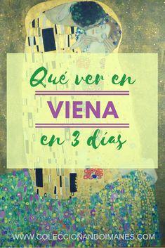 Descubre las 20 mejores atracciones de Viena para visitar en 3 días #viena #viajes #turismo