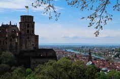 Heidelberg Castle by gillyberlin