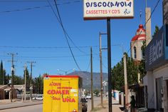 Miracle Mile in Naco, Sonora, Mexico