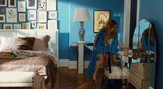 Carrie Bradshaw's studio